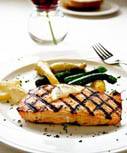Deseo Grilled Salmon